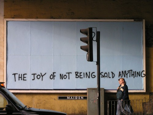 thejoy 500x374  Billboard Sabotage