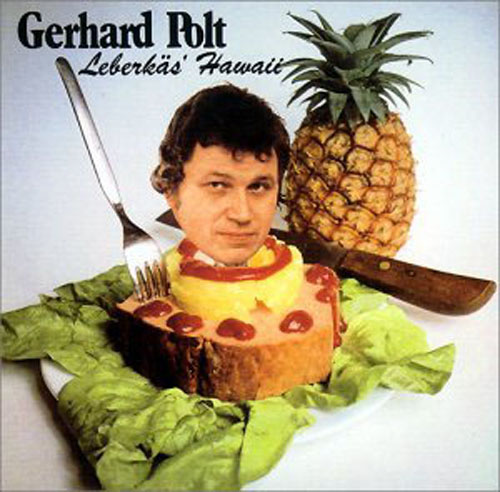 gerhard Worst album covers.Seriously.