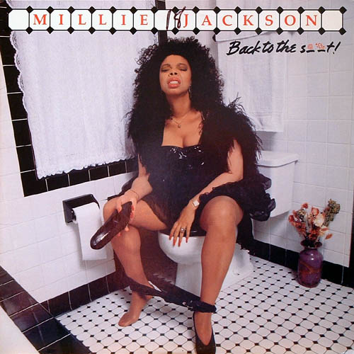 millie Worst album covers.Seriously.
