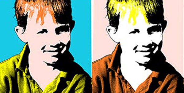 pop art silkscreen 350 10 easy do portrait based tutorials