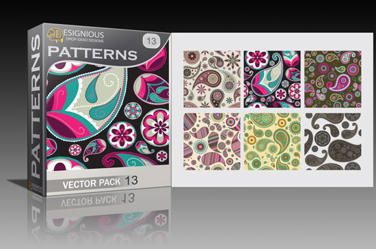 seamless13 Cool new vector packs